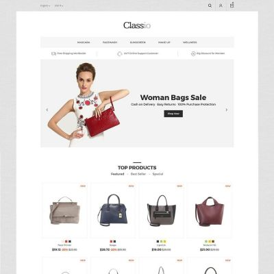 Classio Bag Fashion psd
