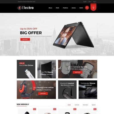 Electro Electronics psd