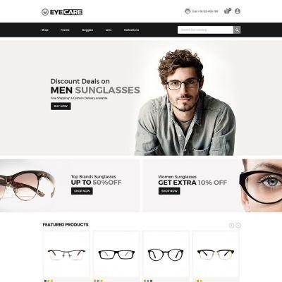 Eyecare Fashion psd