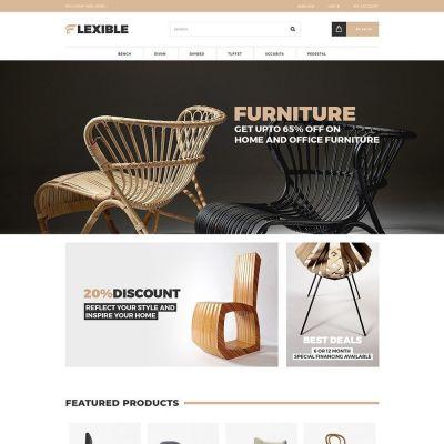 Flexible Furniture psd