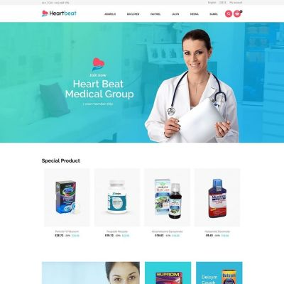 Heartbeat Medical psd