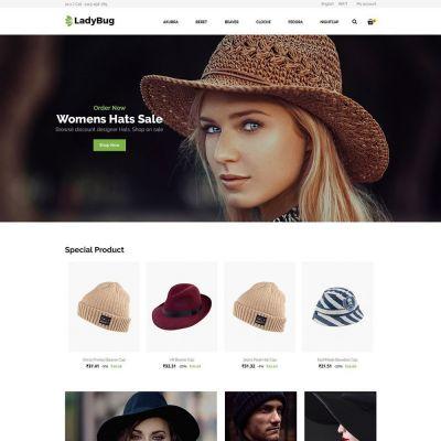 Lady Bag Fashion Store Prestahsop Theme