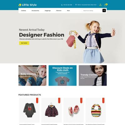 little kids toy prestashop theme