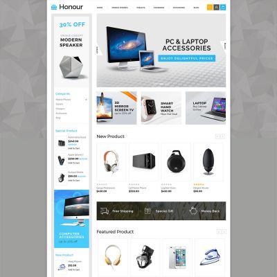 Honour - Multipurpose Responsive Magento2 Theme | Electronics Store