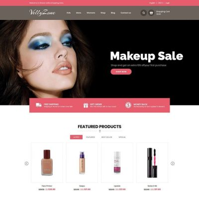 vellyzone fashion prestashop theme